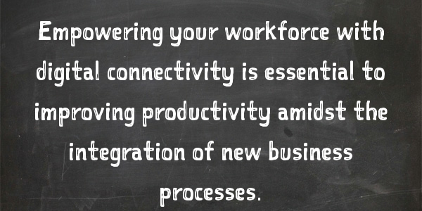 Managed Office Technology is More Important Than Ever For Workforce Connectivity